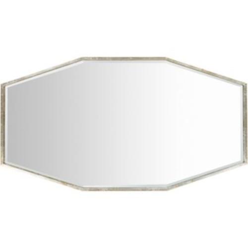 Surya Adralie 30-Inch x 55-Inch Wall Mirror in Silver