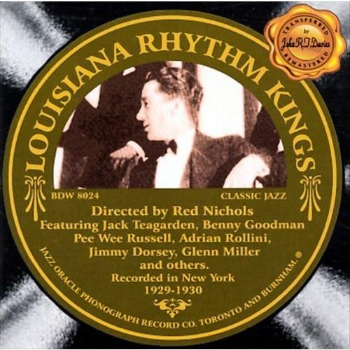 Louisiana Rhythm Kings [CD]