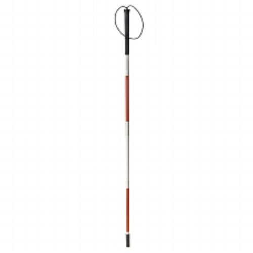 Drive Medical Folding Blind Cane with Wrist Strap
