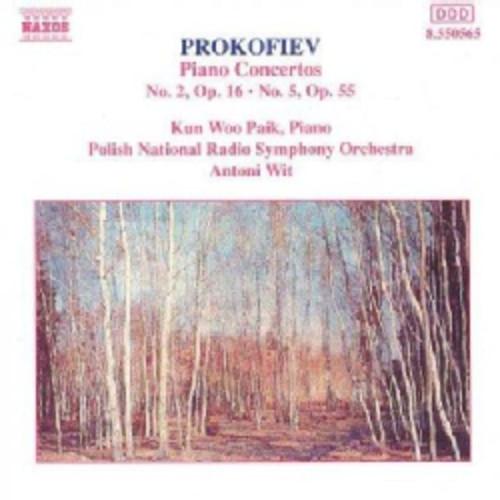 Sergey Prokofiev - Prokofiev: Piano Concertos Nos. 2 & 3