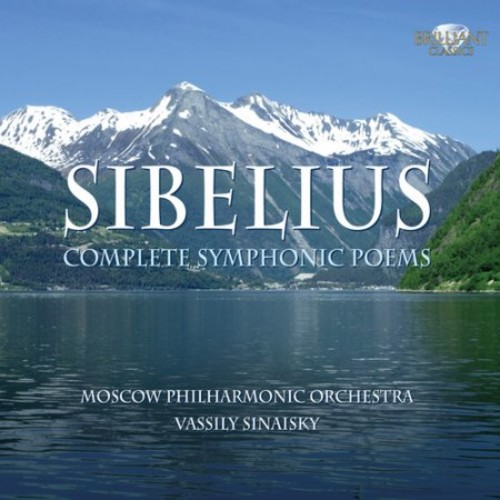 Complete Symphonic Poems - CD