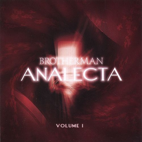 Vol. 1: Analecta [CD]