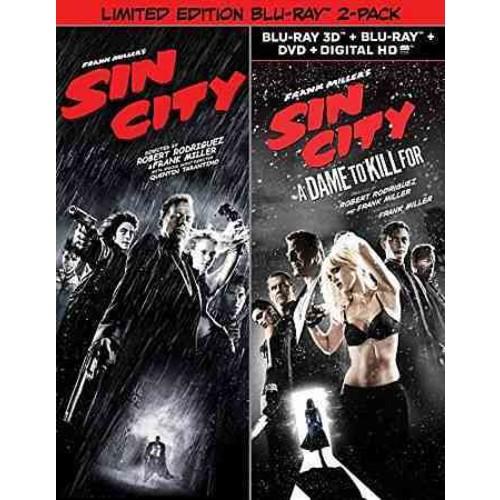 Sin City (Blu-ray Disc)