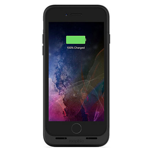 mophie juice pack Air Case For iPhone 7, Black, 3673MOP