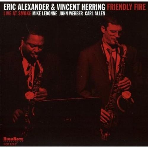 Friendly Fire: Live at Smoke [CD]
