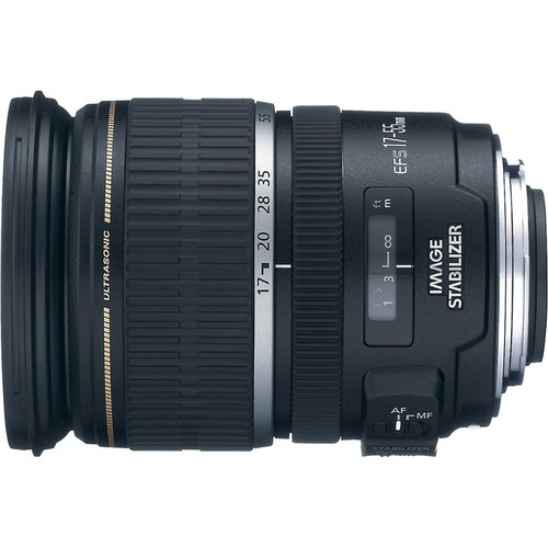 Canon EF-S 17-55mm f/2.8 IS USM Wide-angle zoom lens for APS-C sensor Canon EOS DSLR cameras