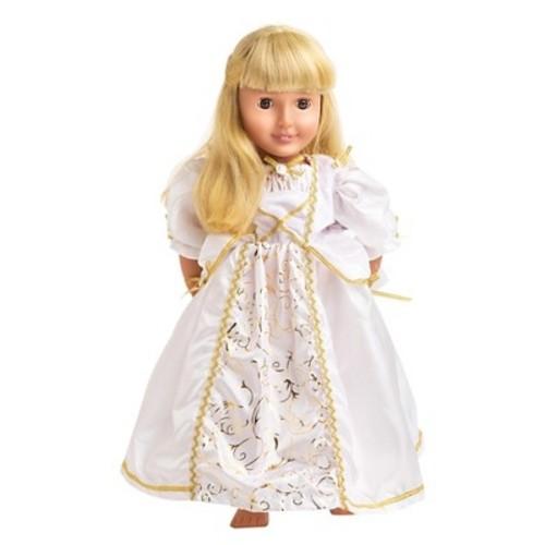 Little Adventures Doll Dress Bride