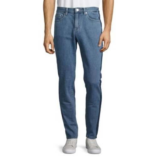 Tuxedo Striped Jeans