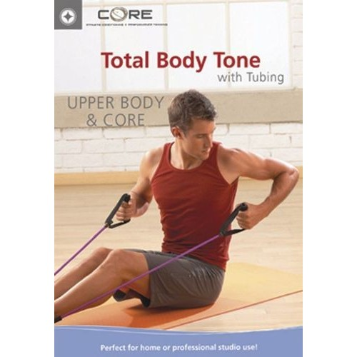 Merrithew Total Body Tone with Tubing [Upper Body and Core]