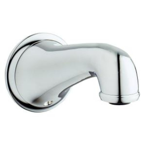 GROHE Seabury 6 in. Tub Spout in StarLight Chrome