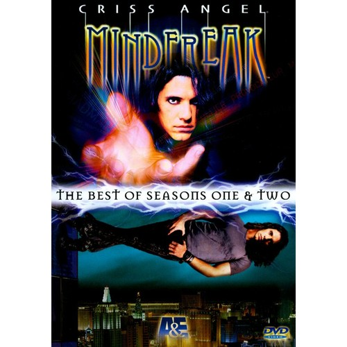 Criss Angel: Mindfreak - The Best of Seasons One & Two [DVD]