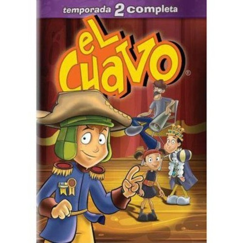 El Chavo Animado: Season 2 [3 Discs] [DVD]