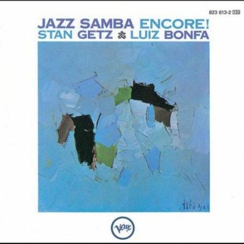 Stan Getz - Jazz Samba Encore