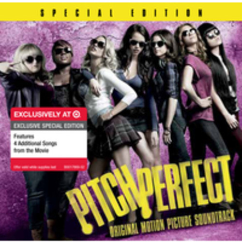 Original Soundtrack - Pitch Perfect (Original Motion Picture Soundtrack) (CD)