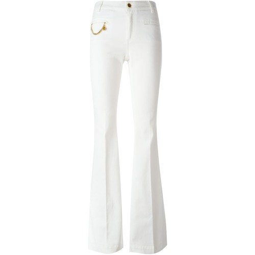 STELLA MCCARTNEY 'Falabella' Flared Jeans
