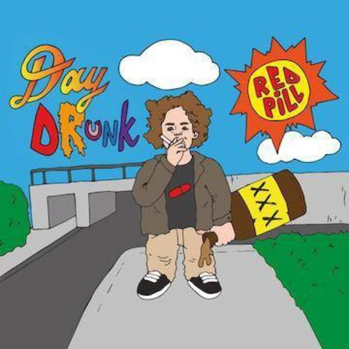 Red Pill - Day Drunk (CD)