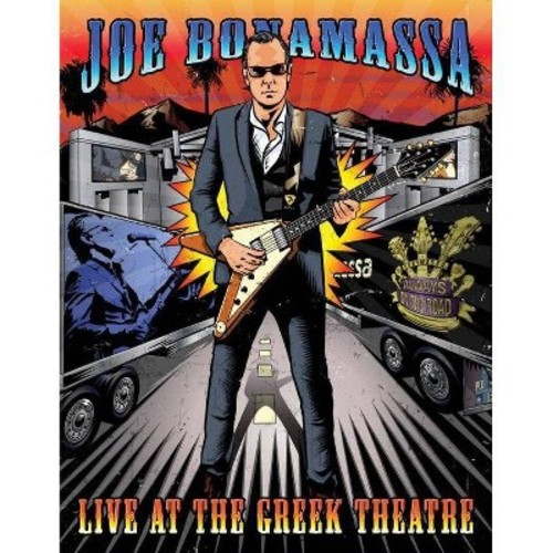 Live At The Greek Theatre (Blu-ray)