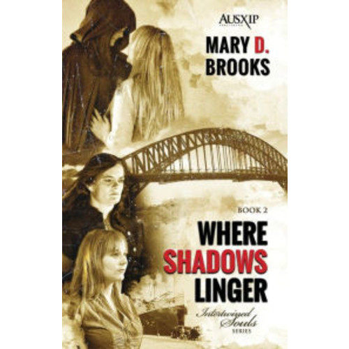 Where Shadows Linger: Intertwined Souls Series, Book 2