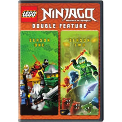 Lego Ninjago: Masters of Spinjitzu: Seasons 1 and 2