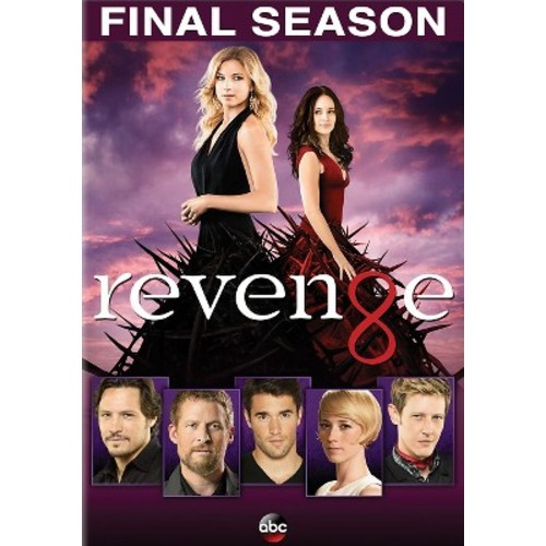 Revenge: The Complete Fourth and Final Season [5 Discs] [DVD]