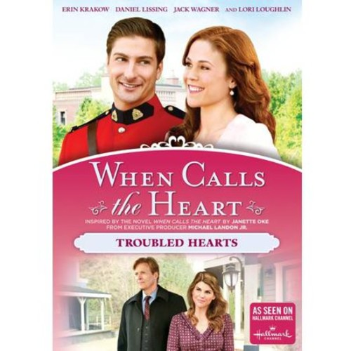 When Calls the Heart: Troubled Hearts (DVD)