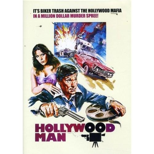 Hollywood Man [DVD] [1976]