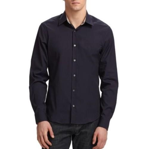 BURBERRY Henry Button-Down Shirt