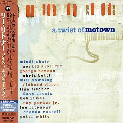 Twist of Motown [CD]