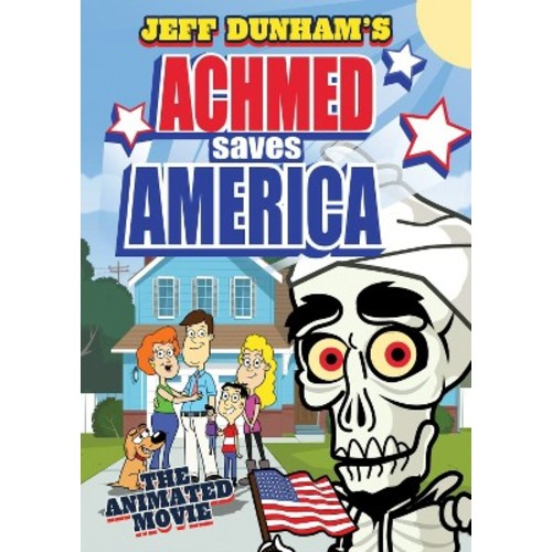 Achmed Saves America (DVD) 2013