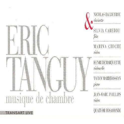 Eric Tanguy: Musique de Chambre [CD]
