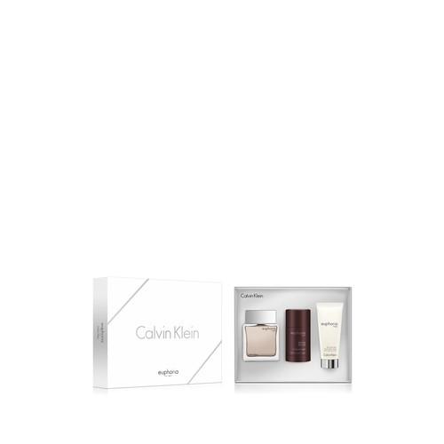 Calvin Klein Euphoria Men Eau de Toilette 3-Piece Set