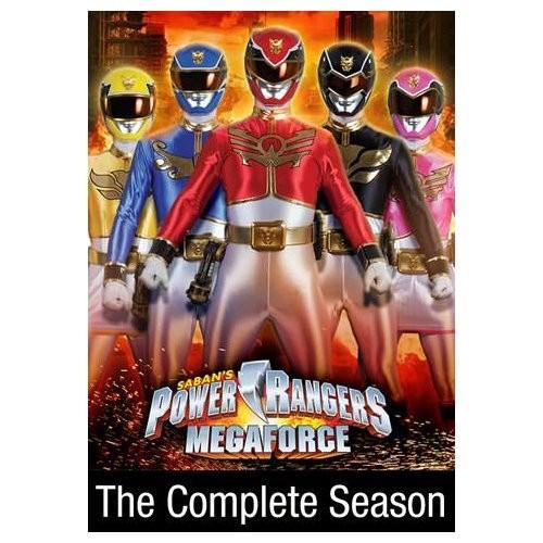 Power Rangers Megaforce: The Complete Season (2013)