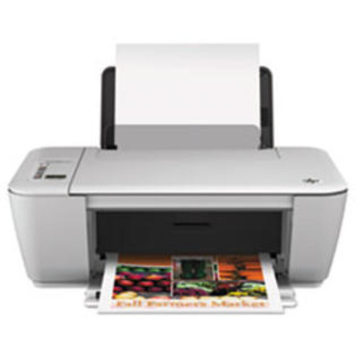 HP Deskjet 2540 Wireless All-in-One Inkjet Printer, Copy/Print/Scan