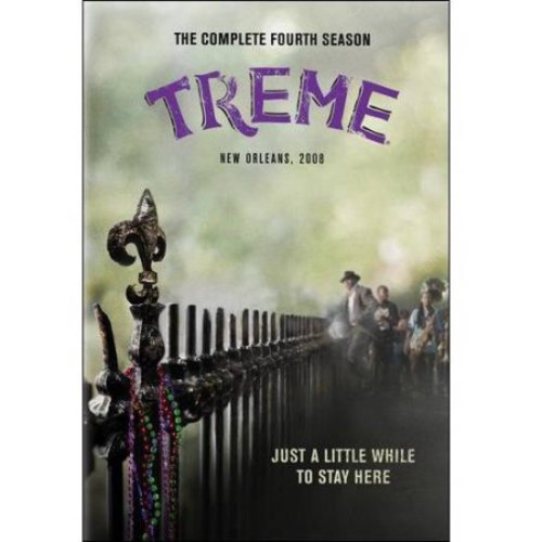 Treme: The Complete Fourth Season [DVD]