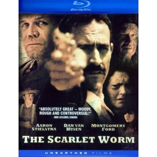 The Scarlet Worm [Blu-ray] WSE DD2