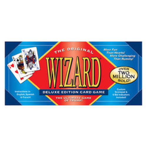US Games Systems U.S. Games Systems Wizard Deluxe Edition Card Game