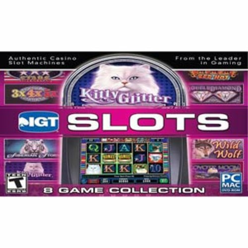 IGT Slots Kitty Glitter 8 Game Collection by Encore