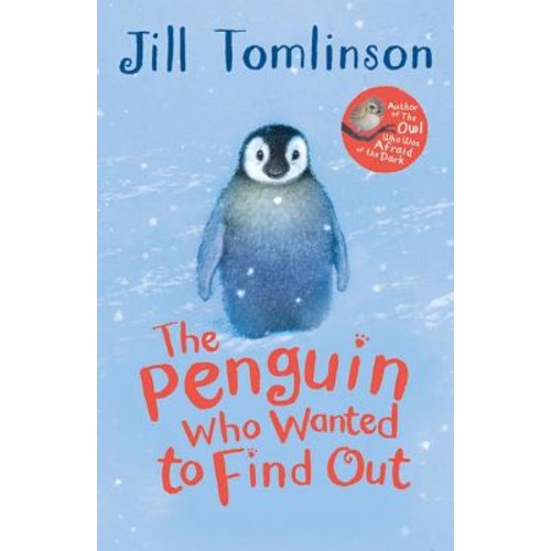 The Penguin Who Wanted to Find Out