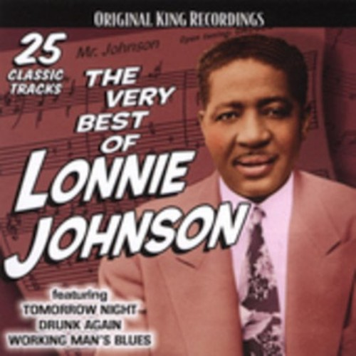 The Very Best of Lonnie Johnson [CD]