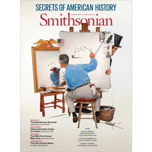 Smithsonian Magazine; 1 Year Subscription