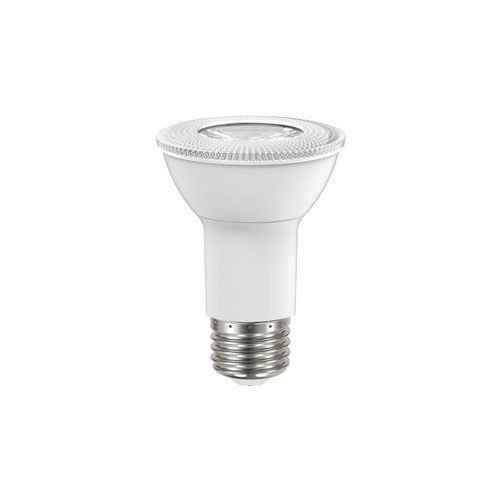 Maximus 50W Equivalent Warm White PAR20 Dimmable LED Spot Light Bulb