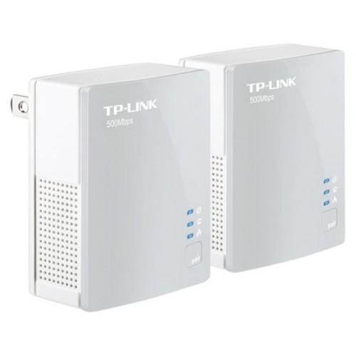 TP-LINK AV500 Powerline Kit - White (TL-PA4010KIT)