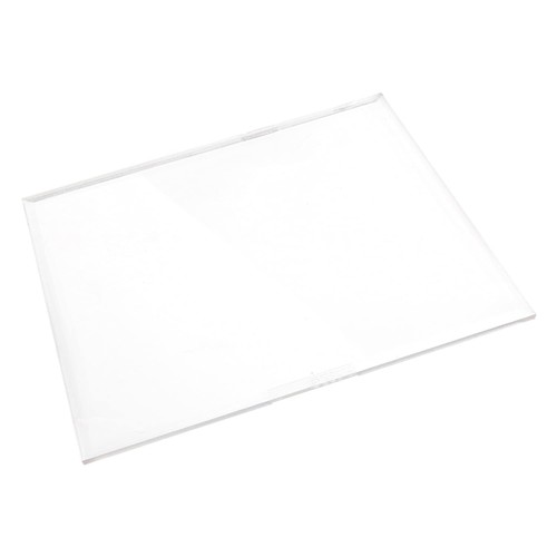 Forney 57055 Lens Replacement Plastic, 4-1/2-Inch-by-5-1/4-Inch, Clear