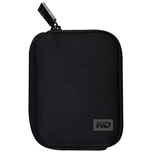 WD My Passport Carrying Case - Black [Black]