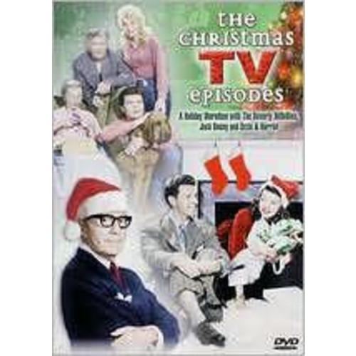 Christmas TV Episodes DVD
