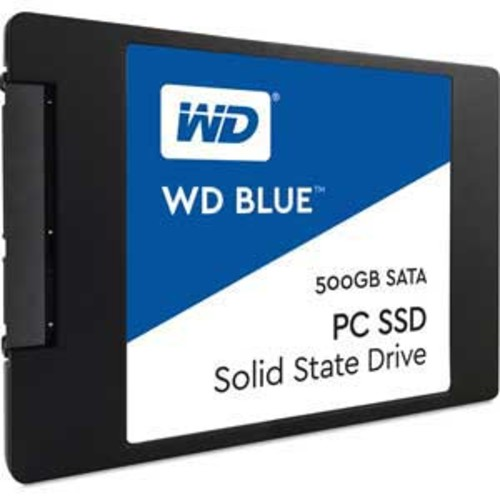 500GB Blue SSD WD WD Blue PC SSD 2.5 /7mm