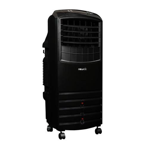 Air 300-Sq.-Ft. Portable Evaporative Cooler - Black