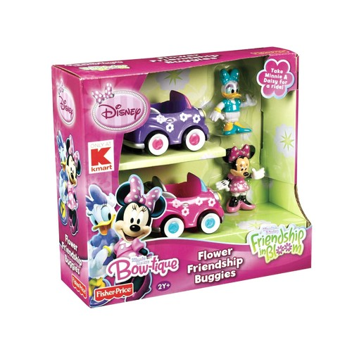 Disney Minnie Mouse Bow-Tique Flower Friendship Buggies