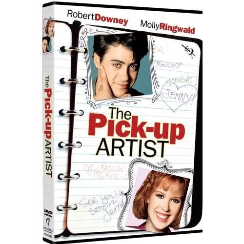 The Pick-Up Artist [DVD] [English] [1987]