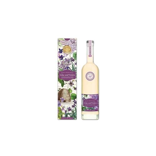 Lilacviolets Bubble Bath